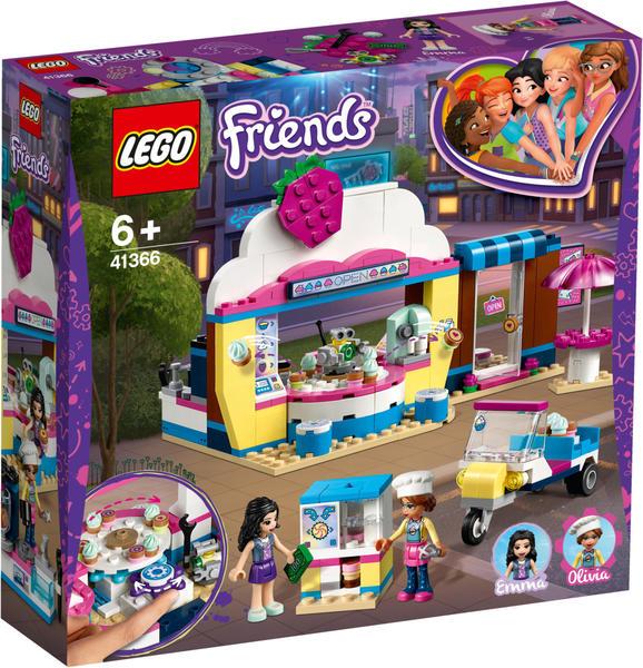 LEGO Friends - Olivia's Cupcake-Café (41366)