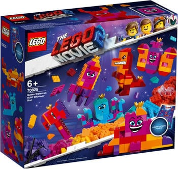 LEGO Movie 2 Königin Wasimma Si-Willis Bau-Was-Du-Willst-Box! (70825)