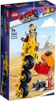 LEGO The Lego Movie 2 - Emmets Dreirad! (70823)