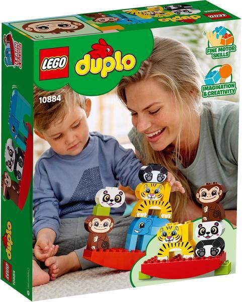 LEGO Duplo - Meine erste Wippe mit Tieren (10884)