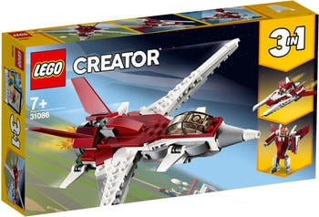 LEGO LEGO® Creator Flugzeug der Zukunft,