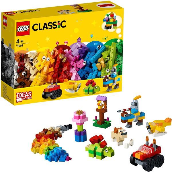 LEGO Classic LEGO Bausteine - Starter Set (11002)