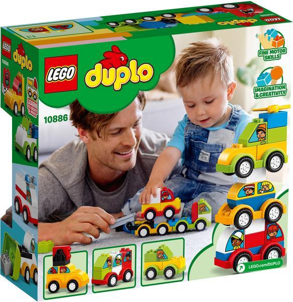 LEGO Duplo - Meine ersten Fahrzeuge (10886)