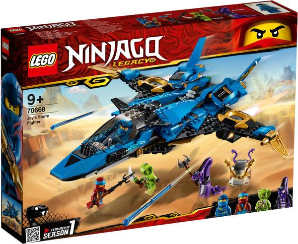 LEGO Ninjago - Jays Donner-Jet (70668)