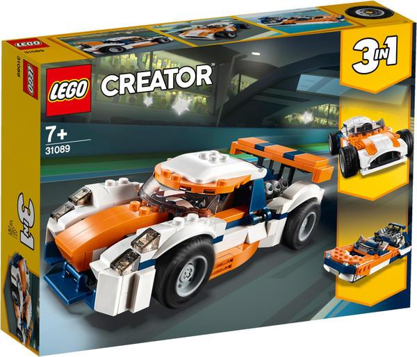 LEGO Creator - 3 in 1 Rennwagen (31089)