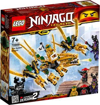 LEGO Ninjago - Goldener Drache (70666)