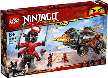 LEGO Ninjago Coles Powerbohrer (70669)