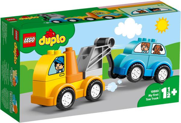 LEGO Duplo - Mein erster Abschleppwagen (10883)