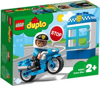 LEGO Duplo - Polizeimotorrad (10900)