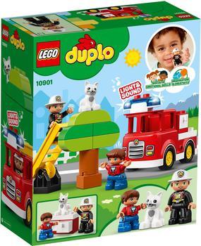LEGO Duplo - Feuerwehrauto (10901)