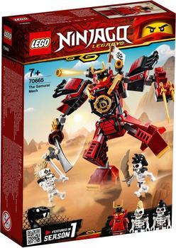 LEGO Ninjago Samurai-Roboter (70665)