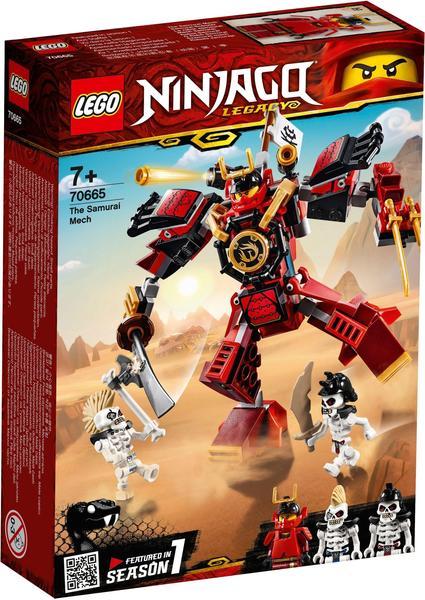 LEGO Ninjago - Samurai-Roboter (70665)