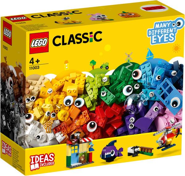 LEGO Classic - Bausteine: witzige Figuren (11003)