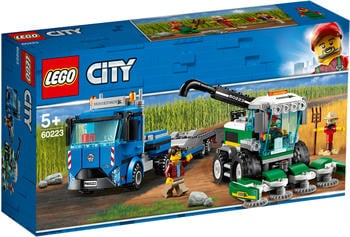 LEGO City - Transport für Mähdrescher (60223)