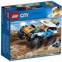 LEGO City Wüsten-Rennwagen (60218)