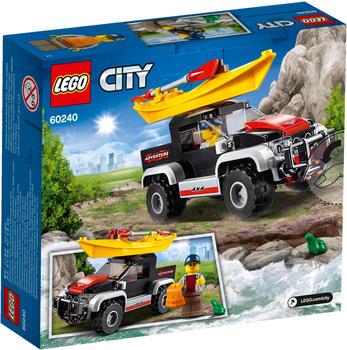 LEGO City Kajak-Abenteuer (60240)