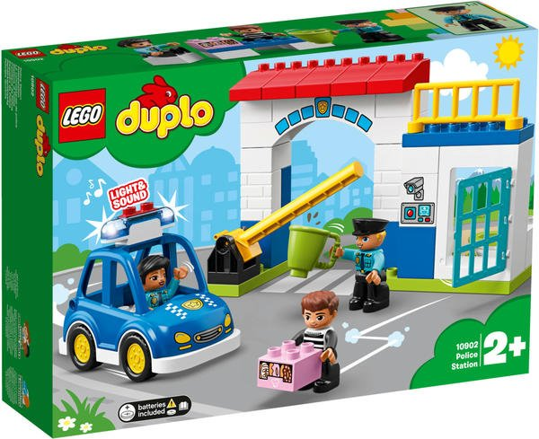 LEGO Duplo - Polizeistation (10902)
