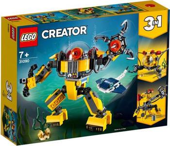 LEGO LEGO® 31090 Unterwasser-Roboter,