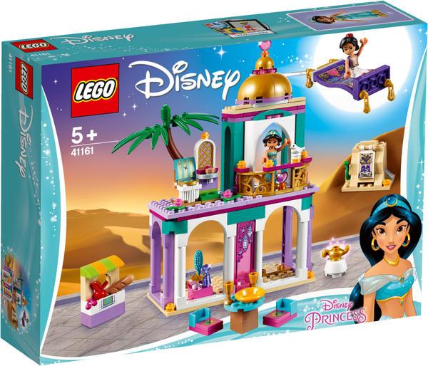 LEGO LEGO® Disney Princess Aladdins und Jasmins Palastabenteuer,
