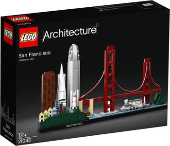 LEGO Architecture - San Francisco (21043)