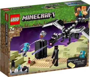 LEGO Minecraft - Das letzte Gefecht (21151)