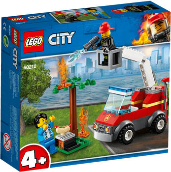 LEGO City - Feuerwehr beim Grillfest (60212)