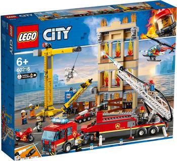 LEGO City - Feuerwehr in der Stadt (60216)