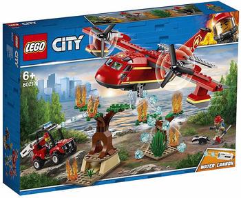 LEGO City - Löschflugzeug der Feuerwehr (60217)