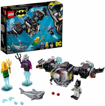 LEGO DC Super Heroes - Batman im Bat-U-Boot (76116)