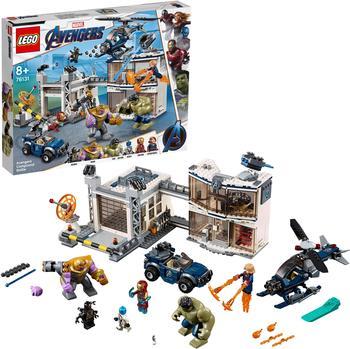 LEGO Marvel Super Heores - Avengers-Hauptquartier (76131)