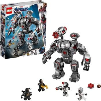 LEGO Marvel Super Heroes - War Machine Buster (76124)
