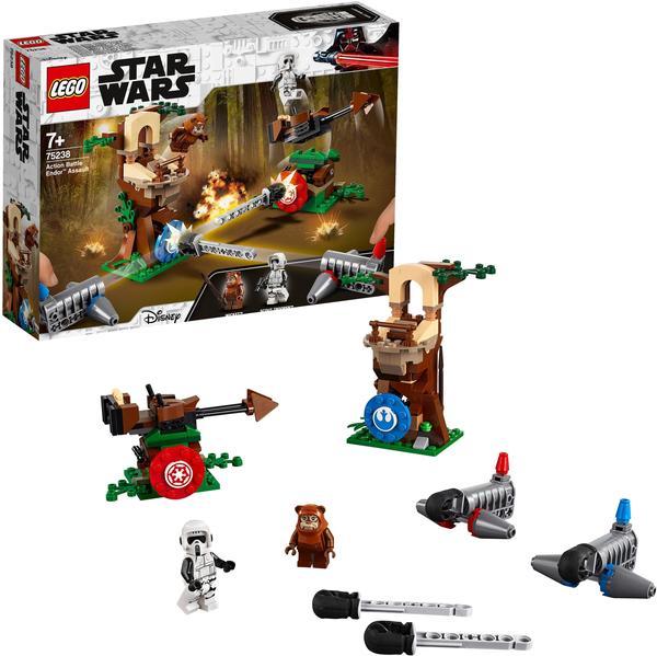 LEGO Star Wars - Action Battle Endor Attacke (75238)