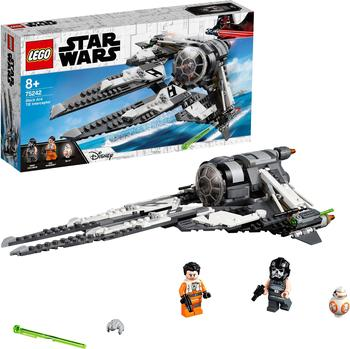 LEGO 75242 TIE Interceptor Allianz-Pilot,