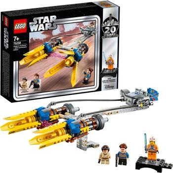 LEGO Star Wars - Anakin's Podrace 20 Jahre Edition (75258)