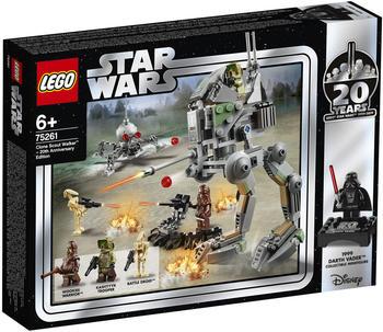 LEGO Star Wars - Clone Scout Walker 20 Jahre Edition (75261)