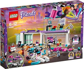LEGO Friends - Tuning Werkstatt (41351)