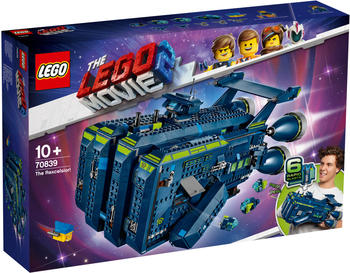 LEGO The Movie 2 - Die Rexcelsior! (70839)