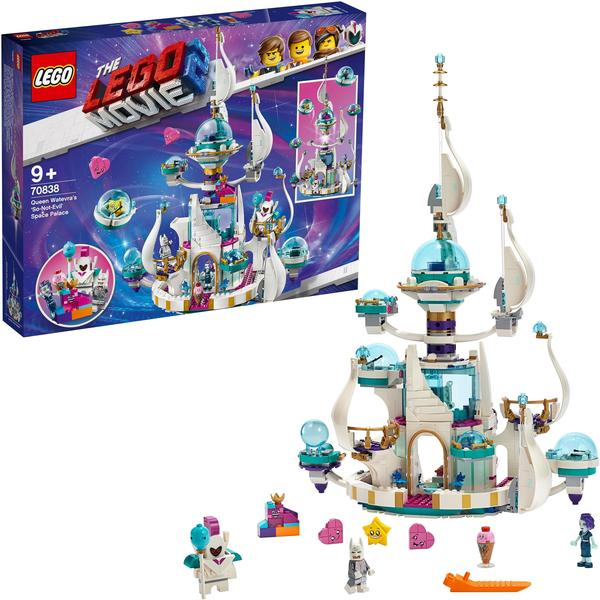 "LEGO The Lego Movie 2 - Königin Wasimma Si Willis ""gar nicht böser"" Space-Tempel (70838)"