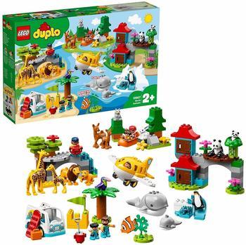 LEGO Duplo - Tiere der Welt (10907)