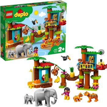 LEGO Duplo - Baumhaus im Dschungel (10906)
