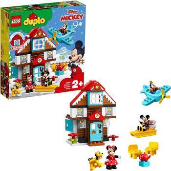 LEGO Duplo - Mickys Ferienhaus (10889)