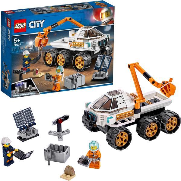 LEGO City - Rover-Testfahrt (60225)