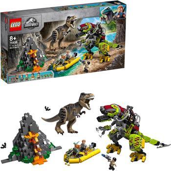 LEGO Jurassic World - T. rex vs. Dino-Mech (75938)