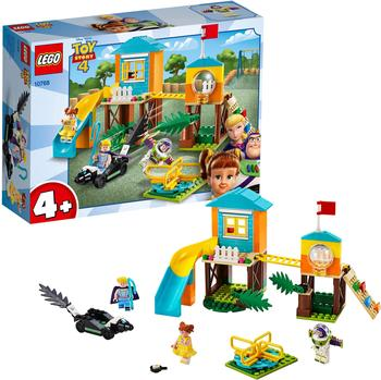 LEGO Toy Story 4 - Buzz & Porzellinchens Spielplatzabenteuer (10768)