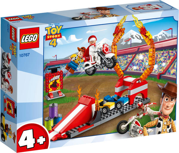 LEGO Toy Story 4 - Duke Cabooms Stunt Show (10767)