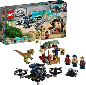 LEGO Jurassic World - Dilophosaurus auf der Flucht (75934)