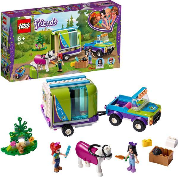 LEGO Friends - Mias Pferdetransporter (41371)
