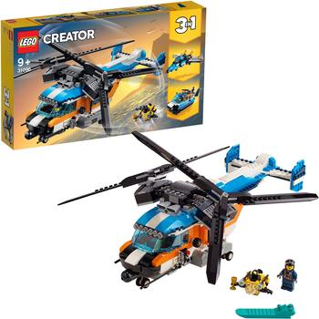 LEGO Creator 31096 Doppelrotor-Hubschrauber,