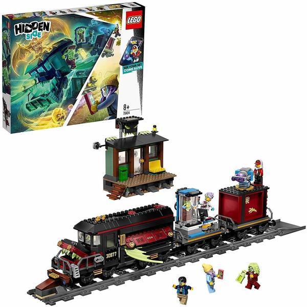 LEGO Hidden Side - Geister-Expresszug (70424)