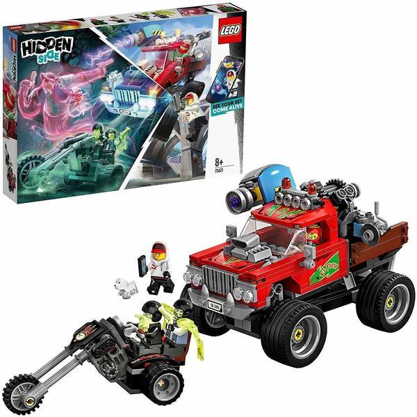 LEGO Hidden Side - El Fuegos Stunt-Truck (70421)